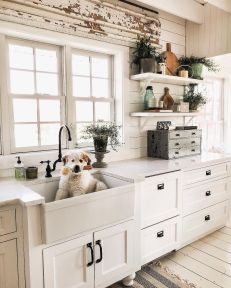 Farmhouse Kitchen Elements DIY project Part 26