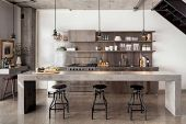 Steel Kitchen Cabinet Ideas Part 4