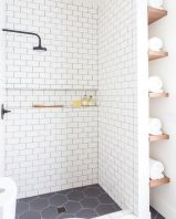 70+ Tiles Ideas for Small Bathroom - Get more Ideas in our gallery | #smallbathroom #bathroomdecoration #bathroomideas #bathroomtiles #bathroomdecor #homedecor (58)