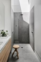 70+ Tiles Ideas for Small Bathroom - Get more Ideas in our gallery | #smallbathroom #bathroomdecoration #bathroomideas #bathroomtiles #bathroomdecor #homedecor (89)
