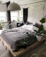 Simple tips for low budget bedroom makeover with classy curtain design and inspiring reading spot. Bedroom Makeover Idea Part 11
