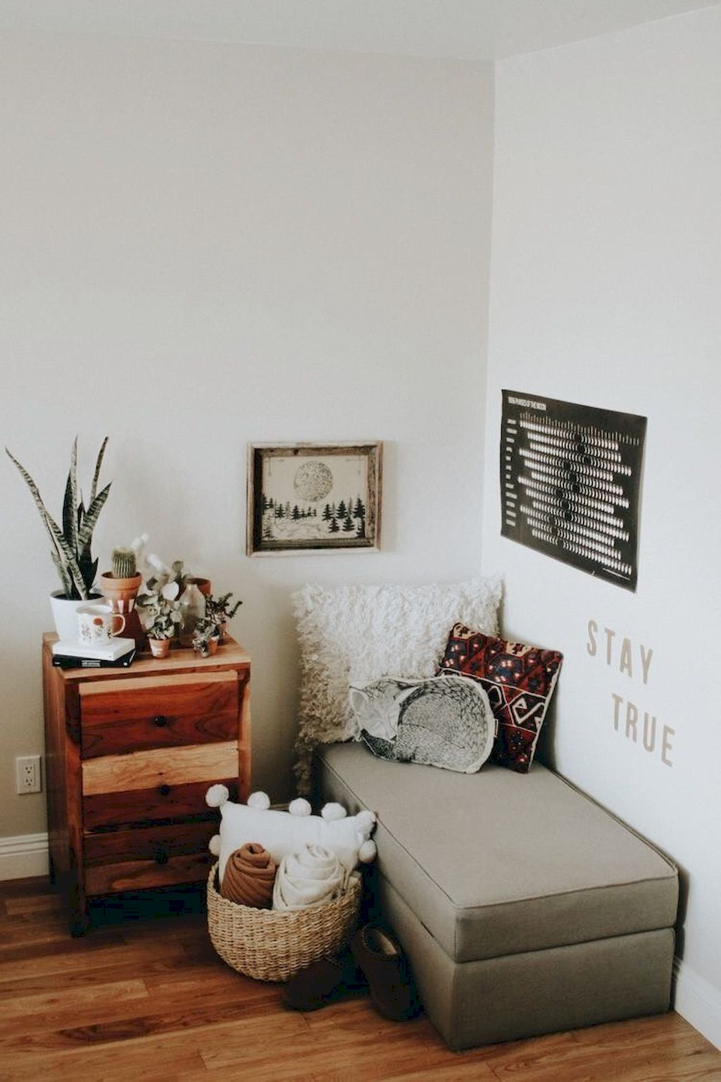 Bedroom Cheap Makeover Part 42