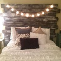 Simple tips for low budget bedroom makeover with classy curtain design and inspiring reading spot. Bedroom Makeover Idea Part 55