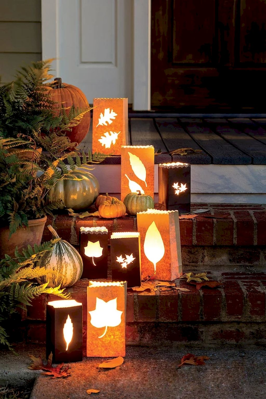 Best Fall Outside Décor Ideas (2)