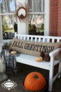 Fall Porch Décor Ideas in Cozy and Cool Style (12)