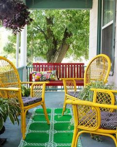 Fall Porch Décor Ideas in Cozy and Cool Style (8)