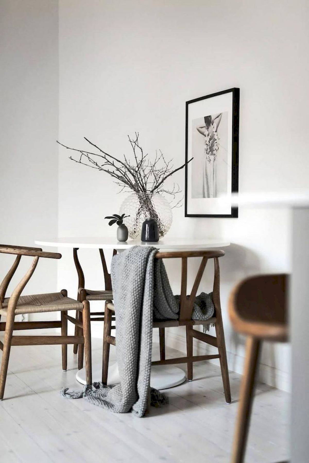 52 Beautiful Small Ideas On A Budget Dining Room (17)