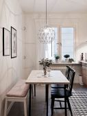 52 Beautiful Small Ideas On A Budget Dining Room (24)