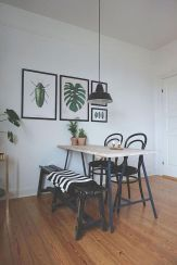 52 Beautiful Small Ideas On A Budget Dining Room (31)