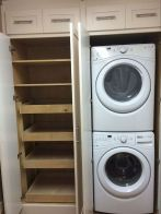 55 Best Small Laundry Room Photo Storage Ideas (3)