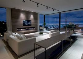 Best Living Room Design with Modern and Cozy Appeal Part 28