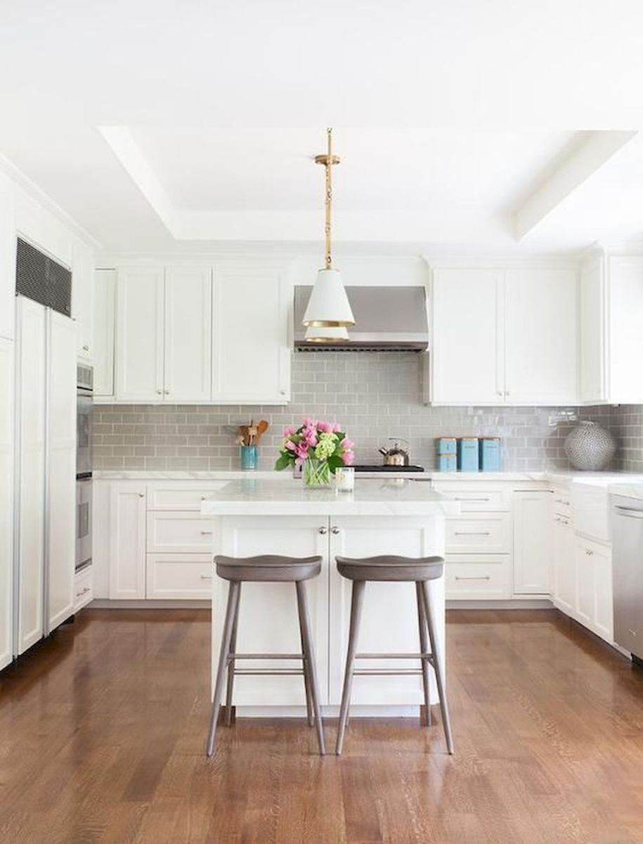 How to Make Best White Kitchen