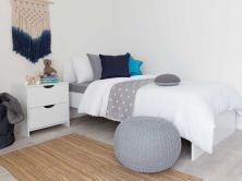 Cozy Single Bedroom Concept for Teens and Singles Part 16