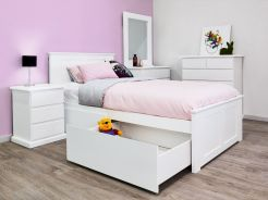 Cozy Single Bedroom Concept for Teens and Singles Part 17