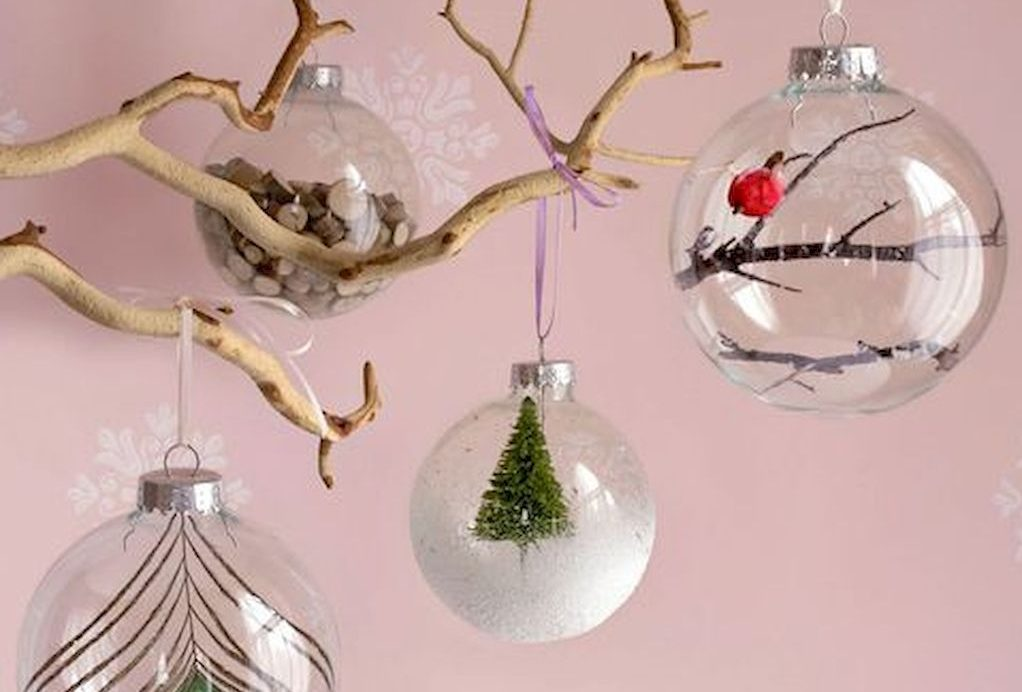 DIY Easy Christmas Decoration for Your Home (1)
