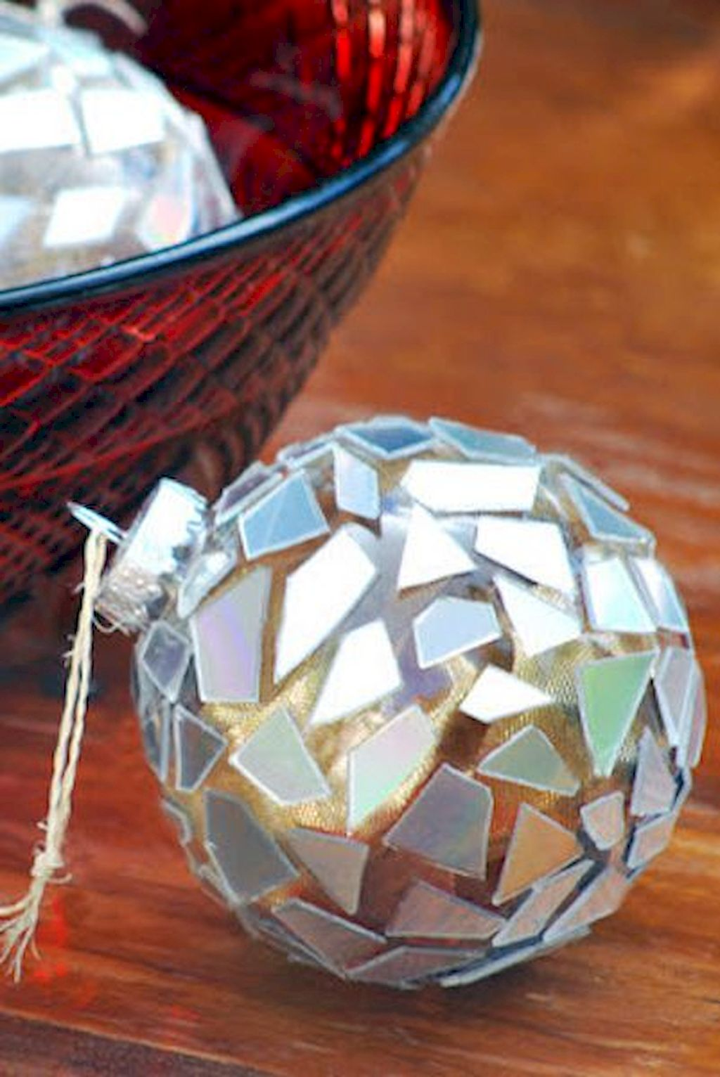 DIY Easy Christmas Decoration for Your Home (14)