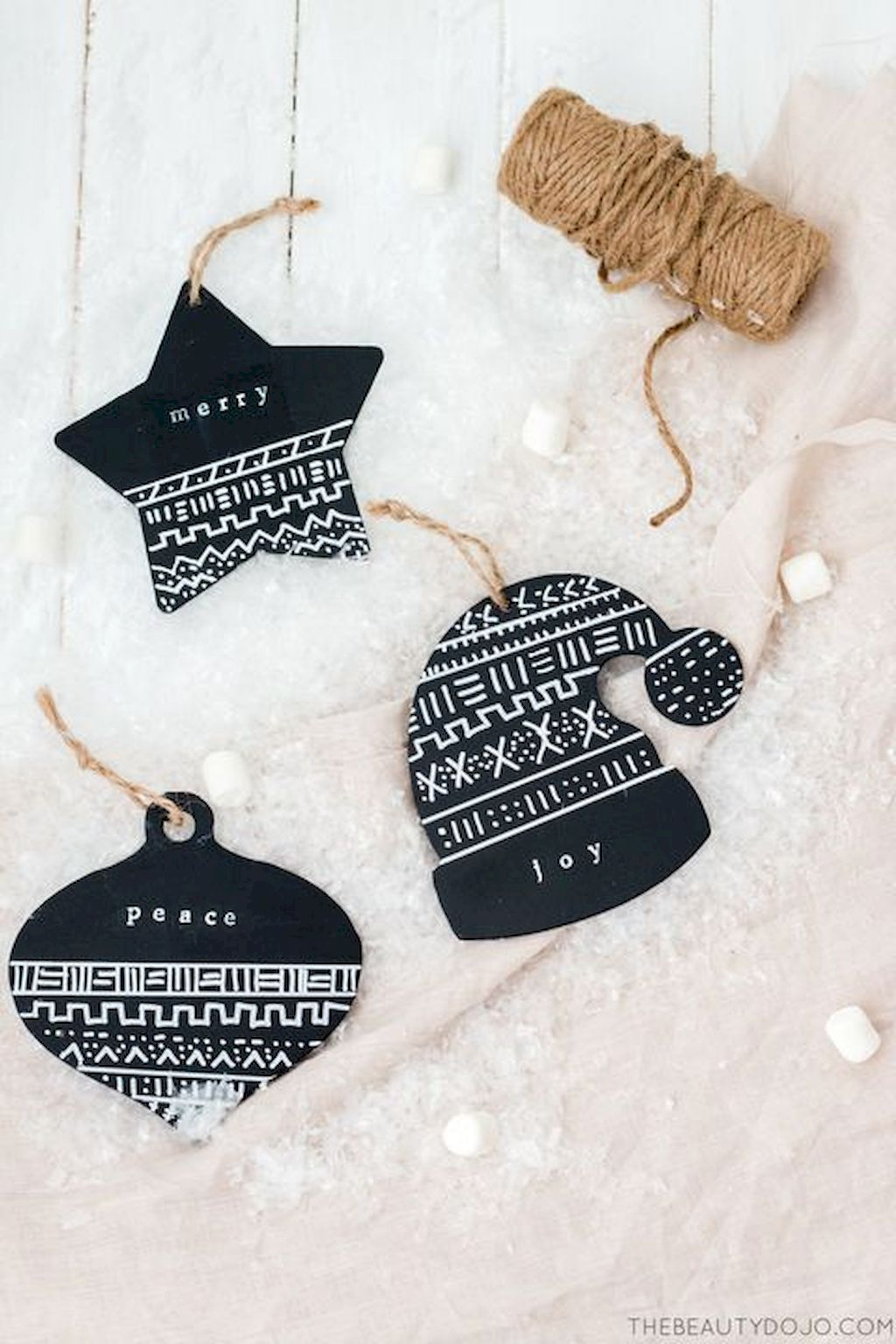 DIY Easy Christmas Decoration for Your Home (19)