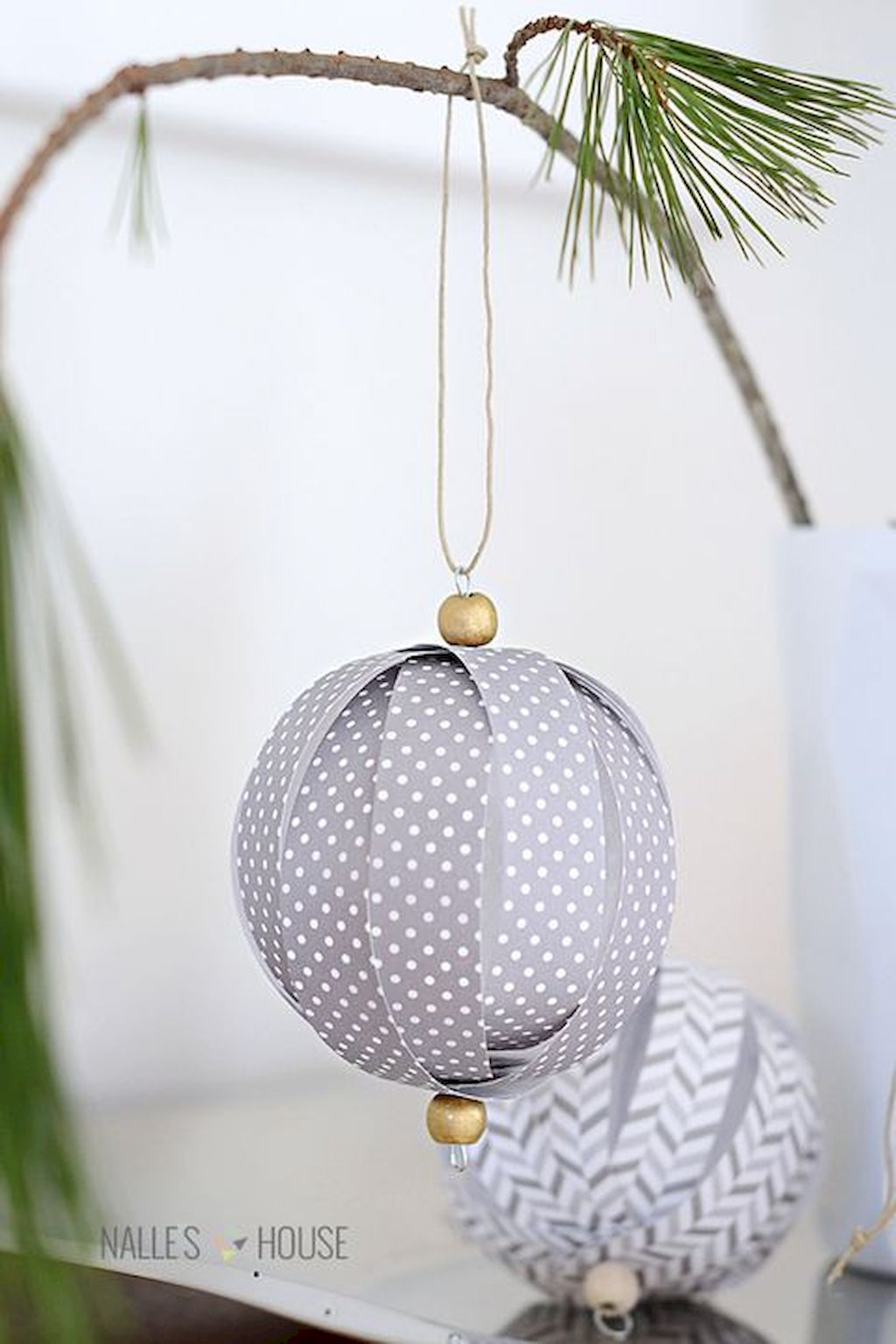 DIY Easy Christmas Decoration for Your Home (5)