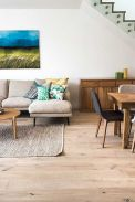 Inspiring Wooden Floor Ideas with Light Wood Tone Part 6