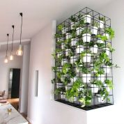 Life Plant Decorations for Indoor in Vertical Hanging Pots Part 37
