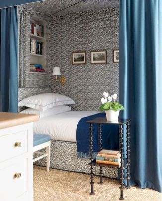 On Budget Single Bedroom Designs with Ultra Comfort and Lively Vibes Part 23
