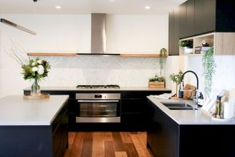 Simple Kitchen Design with Timeless Decorating Ideas Part 12