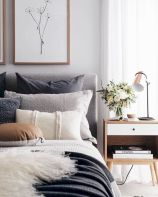 Top Ideas Modern Bedroom with Simple Platform and Minimalist Furniture Part 22