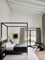 Top Ideas Modern Bedroom with Simple Platform and Minimalist Furniture Part 31