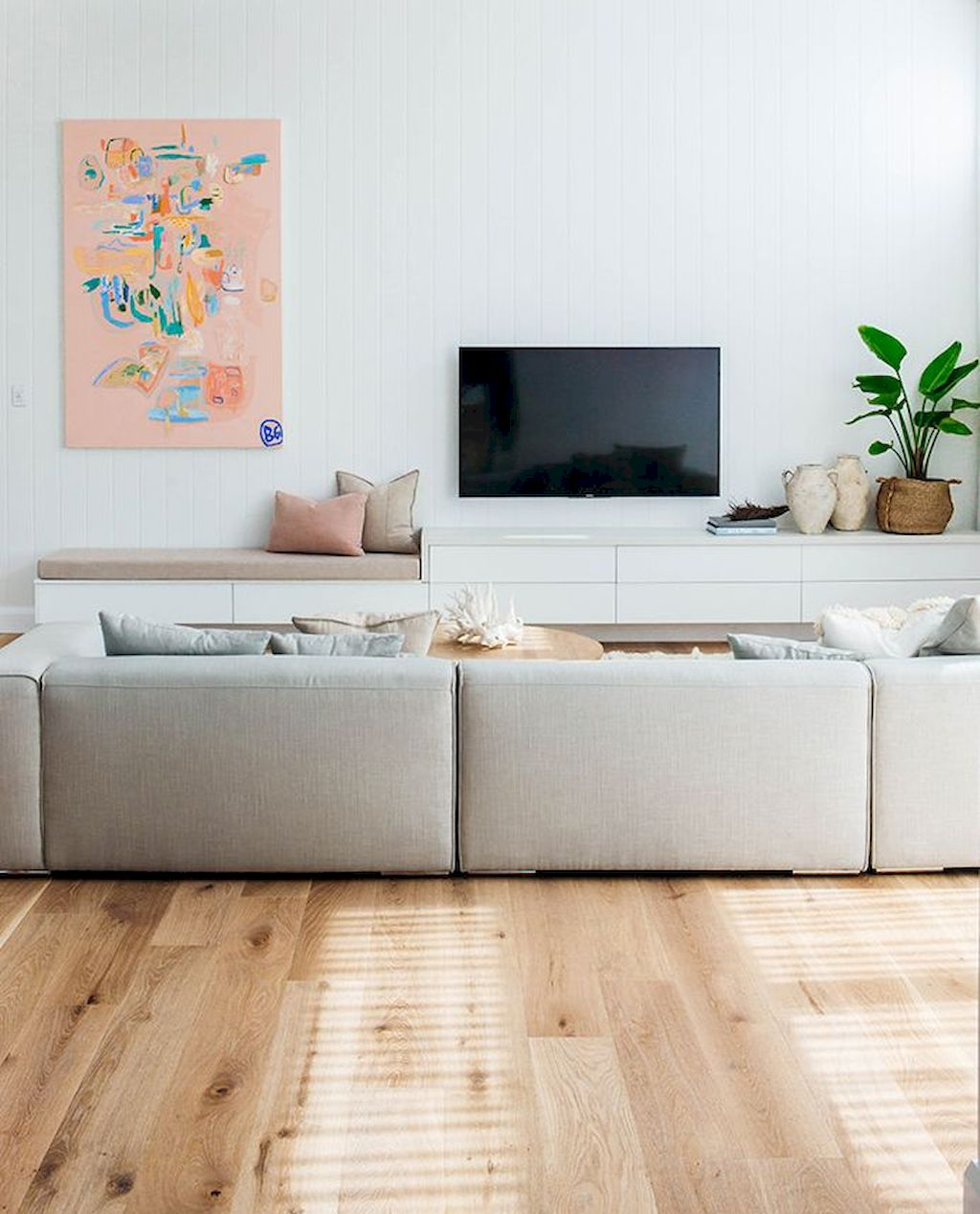 Top Ideas of Bright Tone Wooden Floor for Maximum Interior Look Part 29