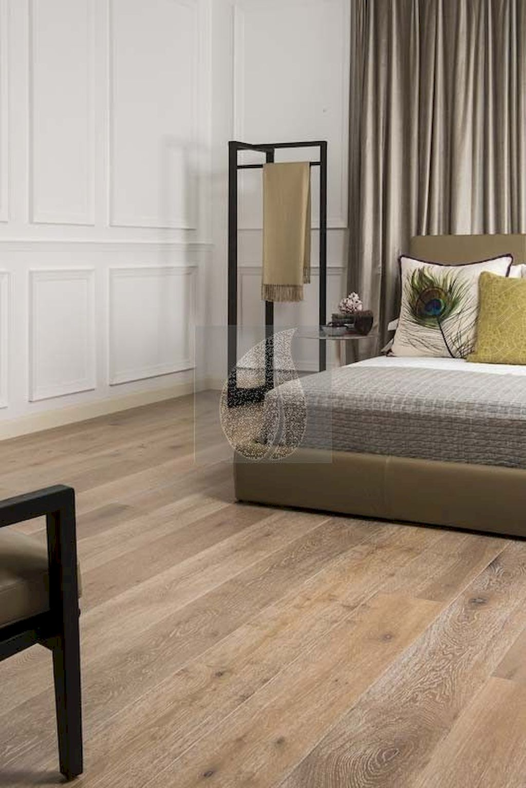 Top Ideas of Bright Tone Wooden Floor for Maximum Interior Look Part 35