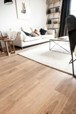 Top Ideas of Bright Tone Wooden Floor for Maximum Interior Look Part 37