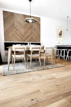 Top Ideas of Bright Tone Wooden Floor for Maximum Interior Look Part 38