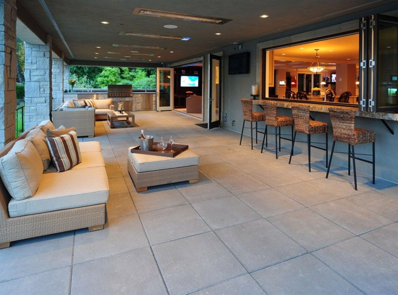 Back porch design ideas that perfect for every home as special space to make it anything you want Part (16)