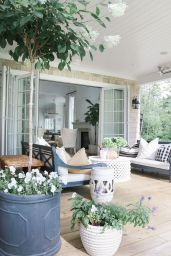 Back porch design ideas that perfect for every home as special space to make it anything you want Part (25)