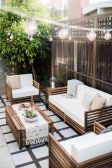 Creative adjustments that will enhance the coziness of the outdoor living space Part 30