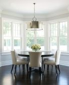 Dazzling transitional light fixtures to give more value of the dining room designs Part 16