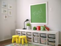 Effective kids room storage that will help you to get less mess and better rest Part 30