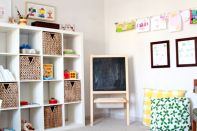 Effective kids room storage that will help you to get less mess and better rest Part 39
