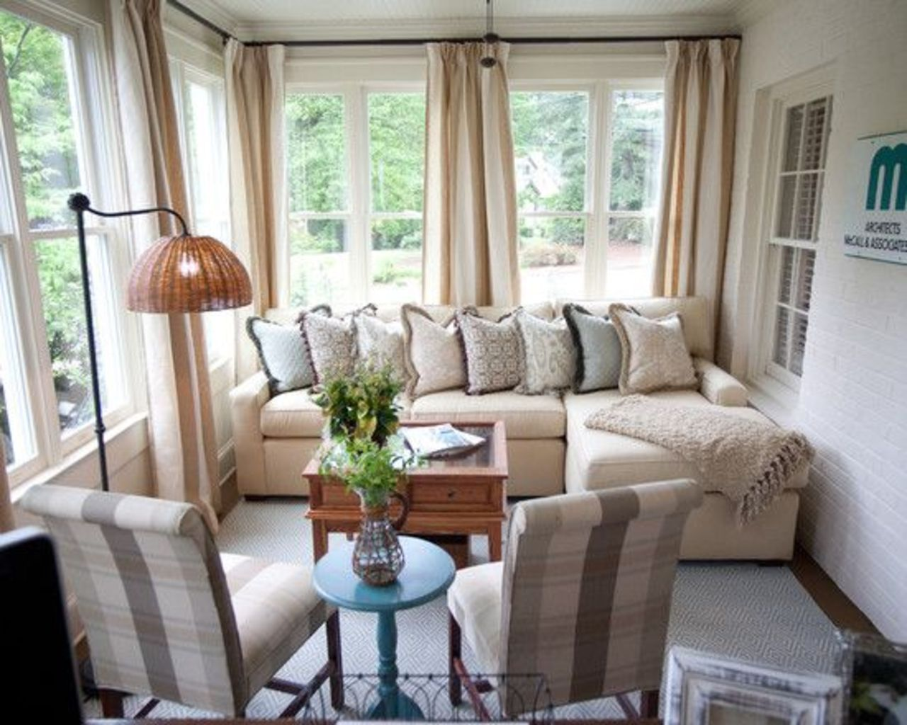 Most Popular Affordable Sunroom Design Ideas for 2019 Part 1