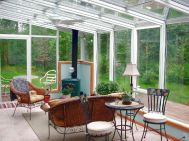 Most Popular Affordable Sunroom Design Ideas for 2019 Part 11