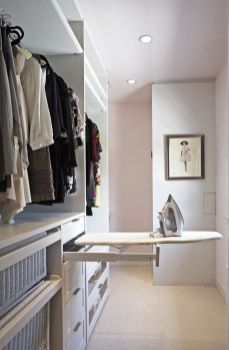 Small Space Closet Designs with Neat and Effective Organization Tricks (15)