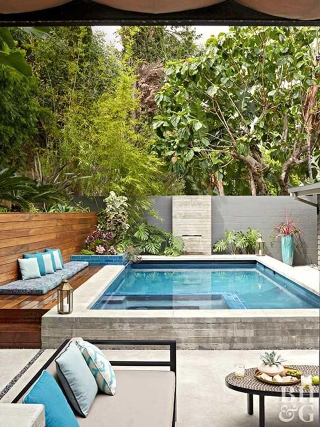 Small swimming pools made for small spaces and tight budgets Part 36