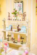 Spring and Easter tablesetting ideas and tablescapes brunch mothers day and springtime table setting ideas Part 15