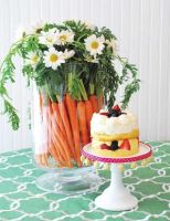 Spring and Easter tablesetting ideas and tablescapes brunch mothers day and springtime table setting ideas Part 18