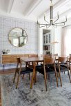 Traditional Chandelier Designs for Dining Rooms that Add Interiors Vintage Charms Part 17