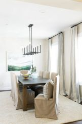 Traditional Chandelier Designs for Dining Rooms that Add Interiors Vintage Charms Part 26