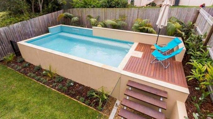 Small Rectangular Swim Pool Designs And Things You Must Know Shairoom Com