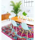 Beach home dining room style giving a fresh vibe among inviting recreational interior update Image 21
