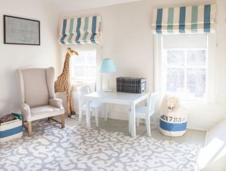 Best collection of inspirational kids bedroom decor schemes that feature beautiful pastel color palettes and unisex kids room ideas Image 18