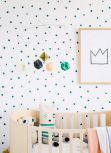 Best collection of inspirational kids bedroom decor schemes that feature beautiful pastel color palettes and unisex kids room ideas Image 7